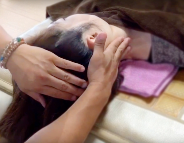 日本一ハイレベルな究極のヘッドマッサージ