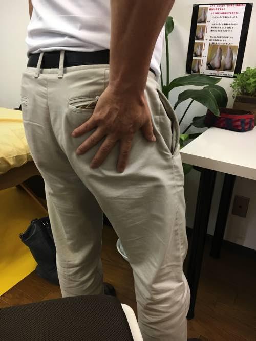身体の重さ 腰と脚の痛みやシビレの改善 / 腕のつけ根〜ワキに痛みがあったらご注意下さい。腰痛・首コリ・首の痛み・ワキと肘の痛み・脚のシビレを解消