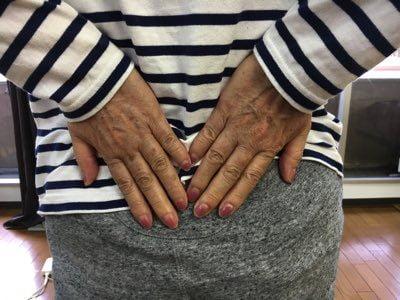 慢性的な腰の痛み・歩くと痛みが酷くなるとお悩みのお客様