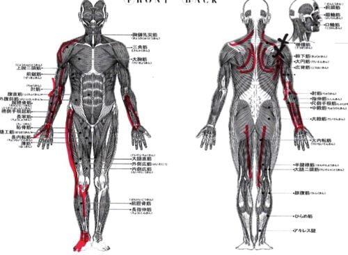 膝が痛くて正座が出来ない-治療法2