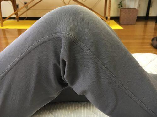 膝に水がたまり痛い-正座が出来ない-膝の治療方法1