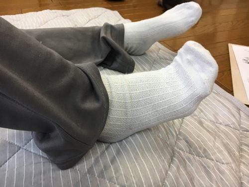 膝に水がたまり痛い-正座が出来ない-膝の治療方法2