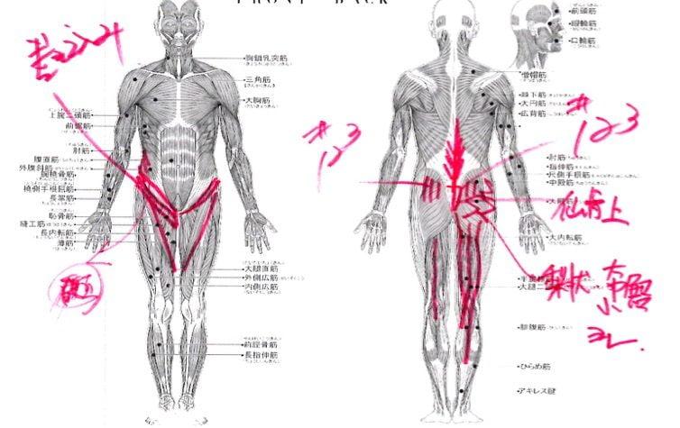 ぎっくり腰-治療-すぐに治る広島の腰痛専門整体院の実例15
