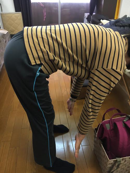 7腰椎すべり症-腰椎ヘルニア-脊椎管狭窄症-右臀部の痛みと足のしびれの治療