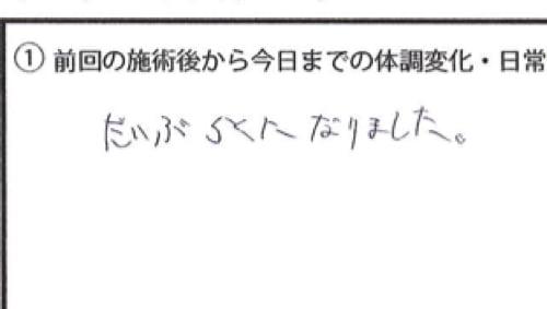 広島_神経ブロック注射が効かないヘルニアの治療18