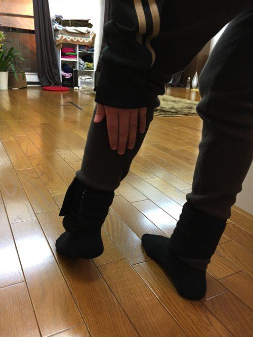 ヘルニアは誤診か-ヘルニア手術失敗か-ヘルニア手術で歩けなくなった女性の回復施術7