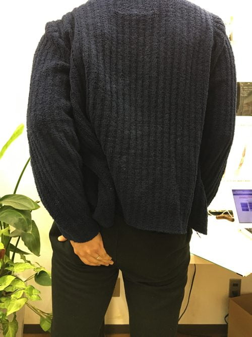 一年近く治らなかった椎間板ヘルニアの治療-広島で椎間板ヘルニアの治療なら整体広島眞田流-治った例