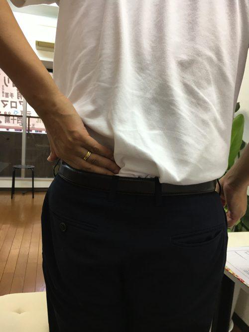 広島で椎間板ヘルニアの治療で有名な整体院の記録-腰の痛みが消えて治った例4