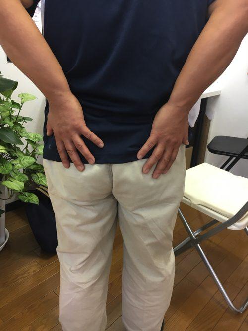 脊椎狭窄症の腰の痛みと足のシビレの原因と治療方法_広島の有名な腰痛専門の整体院の治った霊1