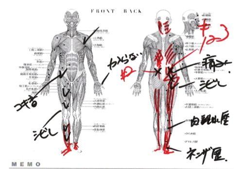 脊椎狭窄症の腰の痛みと足のシビレの原因と治療方法_広島の有名な腰痛専門の整体院の治った霊8